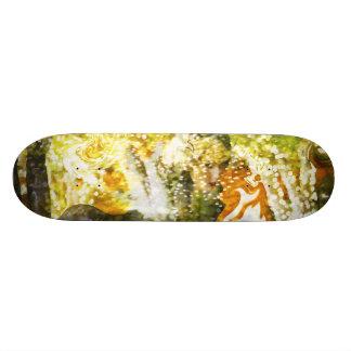 Bad Tink Skateboard by deprise brescia