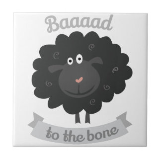 Bad To Bome Tile