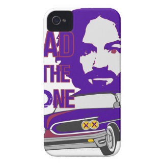 bad to the bone 2 iPhone 4 case