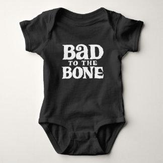 Bad to the Bone. Baby Bodysuit