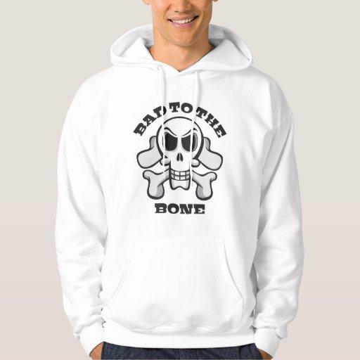 Bad to the Bone Hoodie