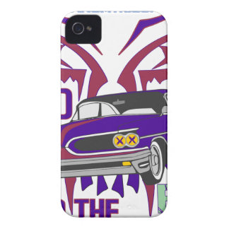 bad to the bone iPhone 4 cover