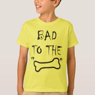 """Bad To The Bone"" Kids Tee"