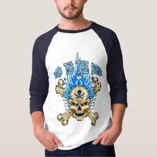 Bad to the Bone Skull T-Shirt