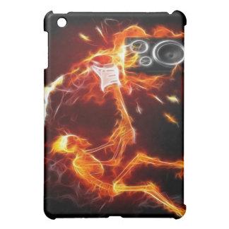Bad to the Bones  iPad Mini Cases