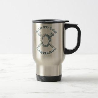 Bad to the Cartilage II Travel Mug
