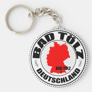 Bad Tolz Stamp A002 Keychain