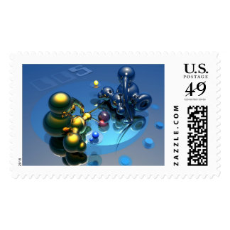 Bad Toy Postage