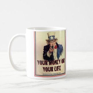 Bad Uncle Classic White Coffee Mug