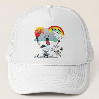 Bad Weather Trucker Hat