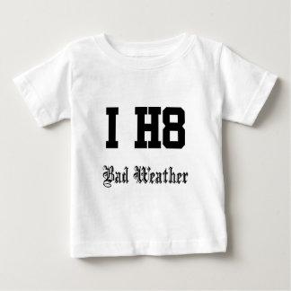 Bad weather t-shirts