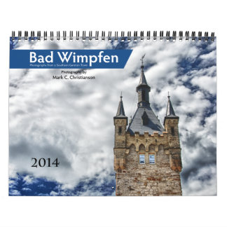 Bad Wimpfen 2014 Calendar