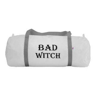 Bad Witch Gym Bag