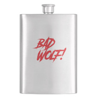 BAD WOLF Wall Paint Flask