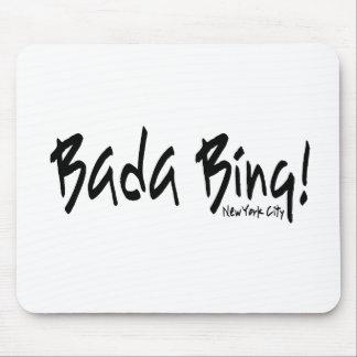 Bada Bing NYC Tapete De Raton
