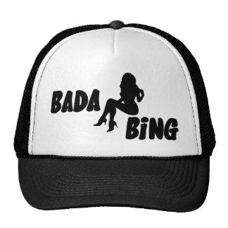 Bada Bing Trucker Hat