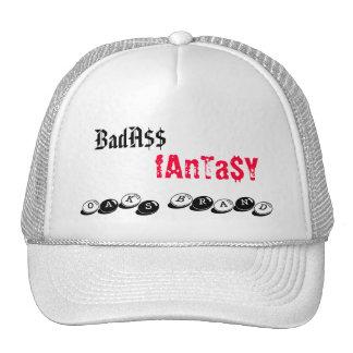 BadA$$, fAnTa$Y, oAkS bRaNd Trucker Hat