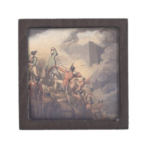 Badajoz, 6th April 1812, from 'The Victories of th Premium Keepsake Boxes