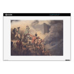 """Badajoz, 6th April 1812, from 'The Victories of th 15"""" Laptop Skin"""