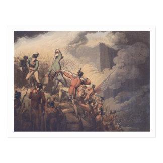 Badajoz, el 6 de abril de 1812, 'de las victorias  tarjeta postal