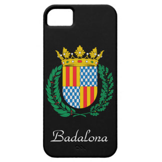 Badalona Coat of Arms iPhone SE/5/5s Case