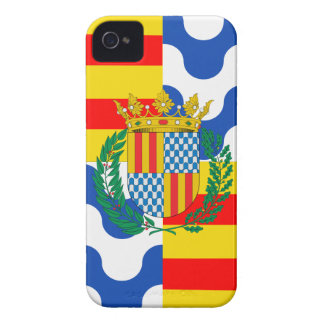 Badalona Flag Case-Mate iPhone 4 Case