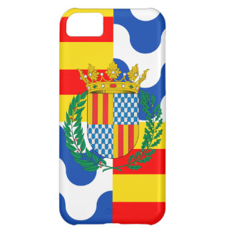 Badalona Flag Cover For iPhone 5C