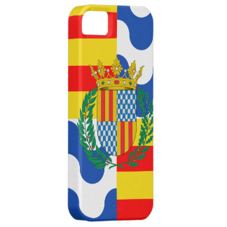 Badalona Flag iPhone SE/5/5s Case
