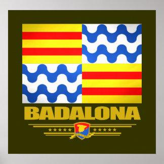Badalona Poster