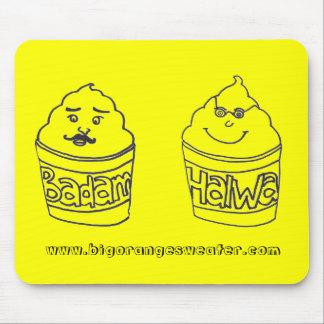 Badam & Halwa Mousepad