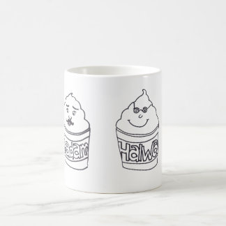 Badam & Halwa Mug