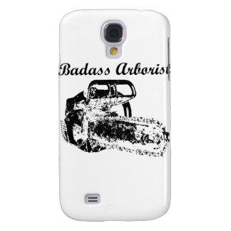 Badass Arborist - Chainsaw Samsung Galaxy S4 Cover