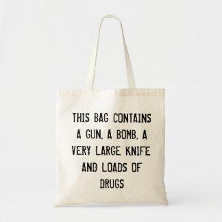 Badass bag