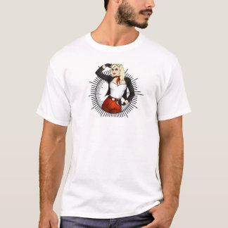Badass Biker Chick T-Shirt