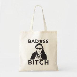 Badass Bitch Tote Bag