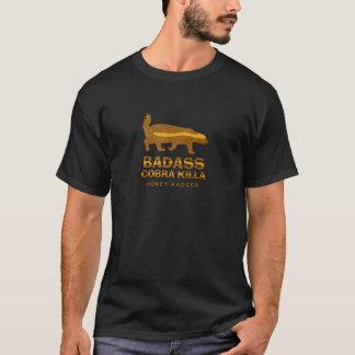 Badass Cobra Killa Honey Badger T-Shirt