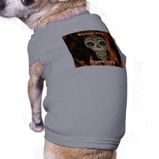 Badass Dog funny T-Shirt