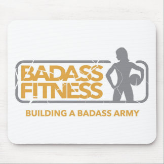 Badass Fitness swag! Mouse Pad