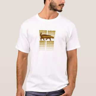 Badass Honey Badger T-Shirt