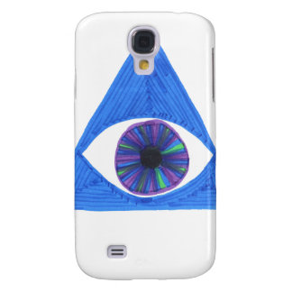 Badass Illuminati Samsung Galaxy S4 Case