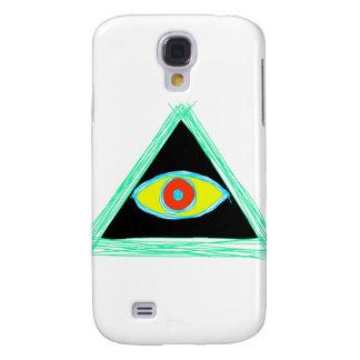 Badass Illuminati Samsung S4 Case