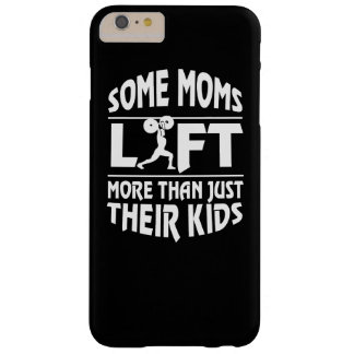 Badass Mom Barely There iPhone 6 Plus Case
