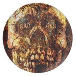 Badass Skull Plates