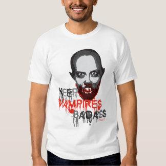 Badass Vampires Tee Shirt