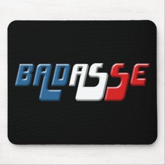 BADASSE FRANCE MOUSE PAD