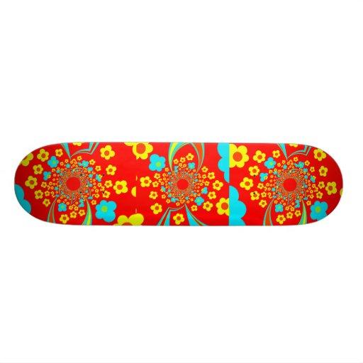 Badazz Digi Land Skateboard Decks