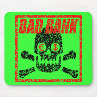 BADBANK 2 (Grunge MIX) Mouse Pad