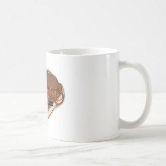Badchef rollizo taza clásica