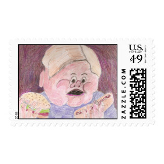 baddecisions postage stamps
