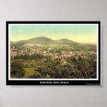 Baden-Baden, Baden, Germany Print